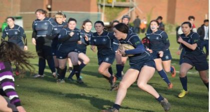 Director of Rugby at Hayes School